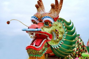dragon chinese new year tourism authority of Thailand