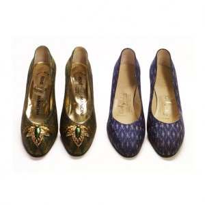 queen sirikit shoes