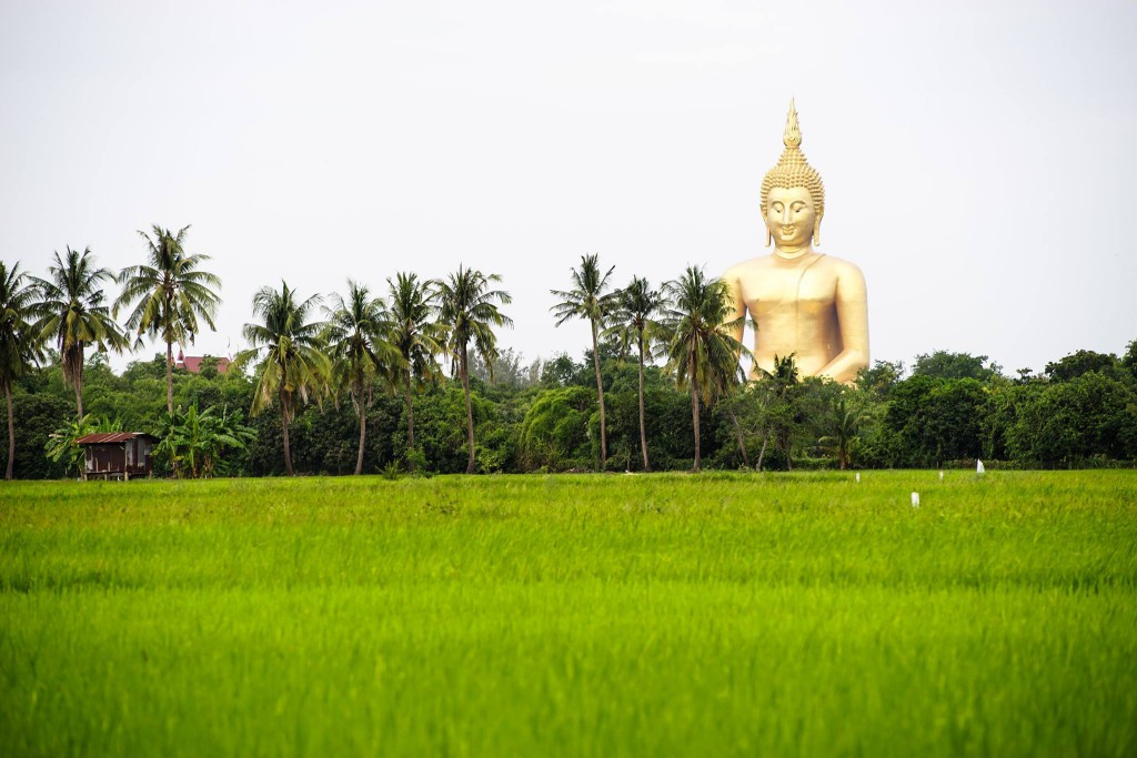 The Great Buddha of Ang Muang*