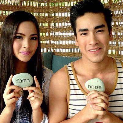 Yaya & Barry (photo credit: NY Always Nadech & Yaya)
