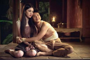 Phi Mak & Nak, scene from Thai horror movie 'Phi Mak Phra Khanong' (photo credit: news.zing.vn)