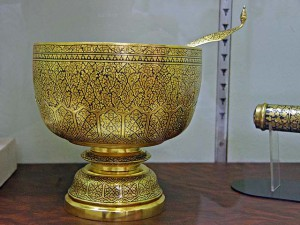 Nakhon National Museum Niello Bowl (photo credit: jeffersonscher.com)
