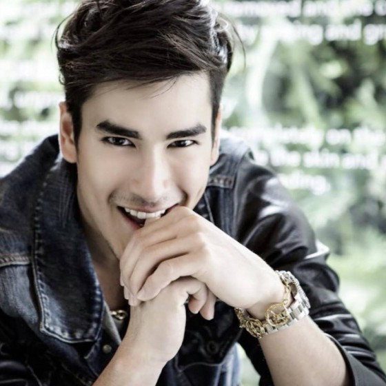 Nadech (photo credit: Nadech Kugimiya FC, FB page)