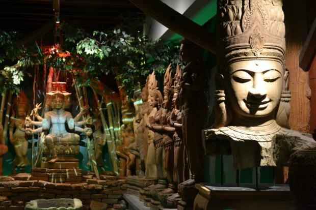 Woodmen room at the Woodland museum (photo credit: bangkokpost.com)