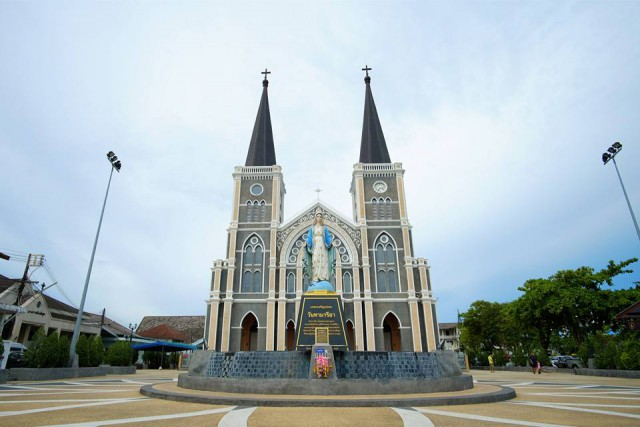 Cathedral of the Immaculate Conception*