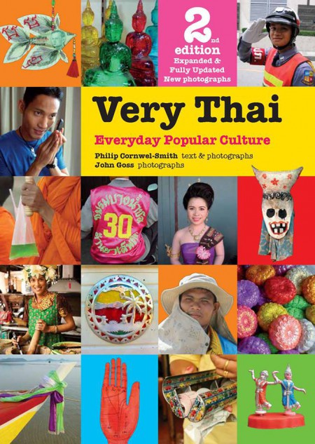 'Very Thai', cover of the 2nd edition 2013