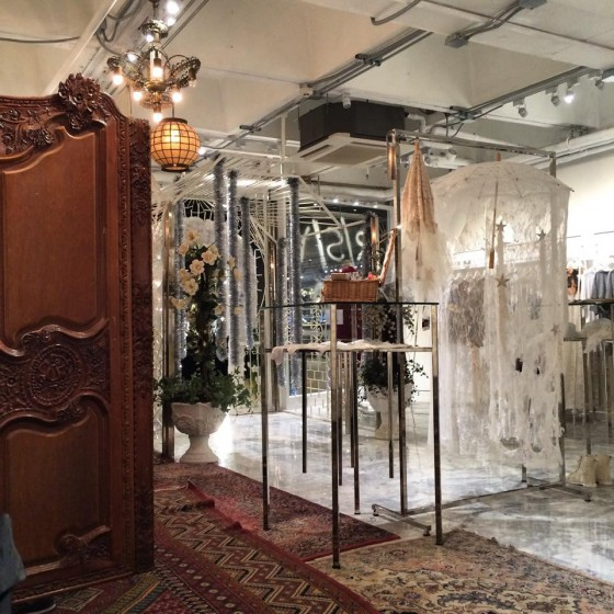Rotsaniyom White Label at Siam Center, enjoy the vintage feel-at-home atmosphere