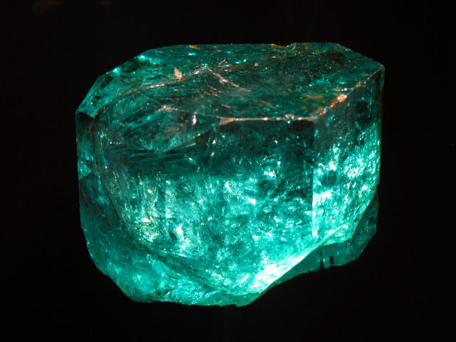 Gachala Emerald, precious like the seven-coloured emerald in this Thai folk tale (photo credit: thisisbossi, wikimedia.org)