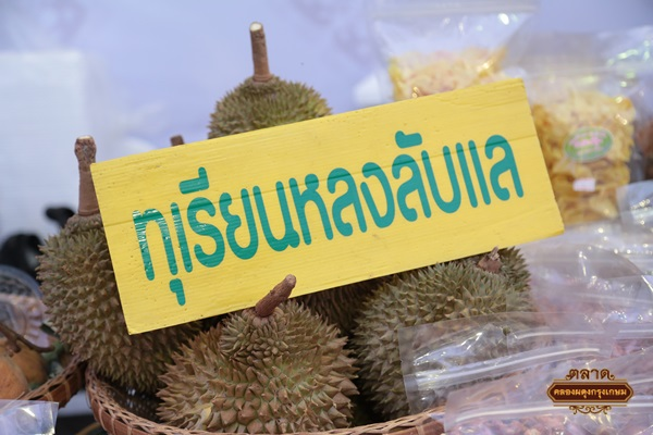 Lhong Lub Lae Durian. The story began when a lady named Lhong U-para from Lab Lae district took an unknown kind of Durian seed to plant and reap the fruit. She sent the fruit to a Durian Contest and also won the first place of Uttaradit Agricultural extension and development center in 1967 and later registered the line.