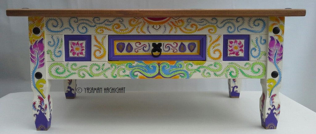 Furniture Coffee Table by Yasaman Haghighat