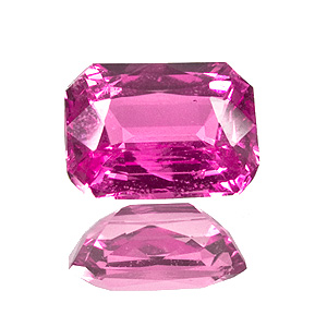 Pink Sapphire for Tuesday (photo Wiener Edelstein Zentrum, wikimedia.org)