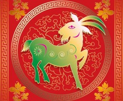 goat-year chinese new year