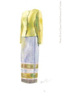 thai ruean ton dress
