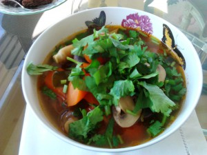 Tom Yum Nua