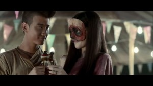 Pee Mak & Nak, scene from Thai horror movie Phi Mak Phra Khanong (photo credit: easternkicks.com)