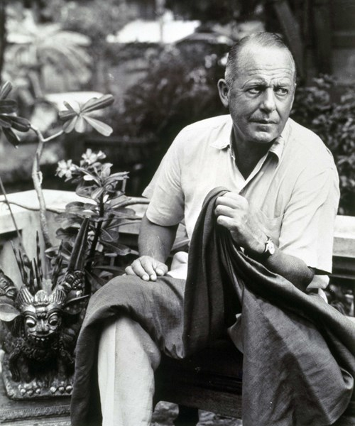 Jim Thompson (photo credit: jimthompsonfabrics.com)