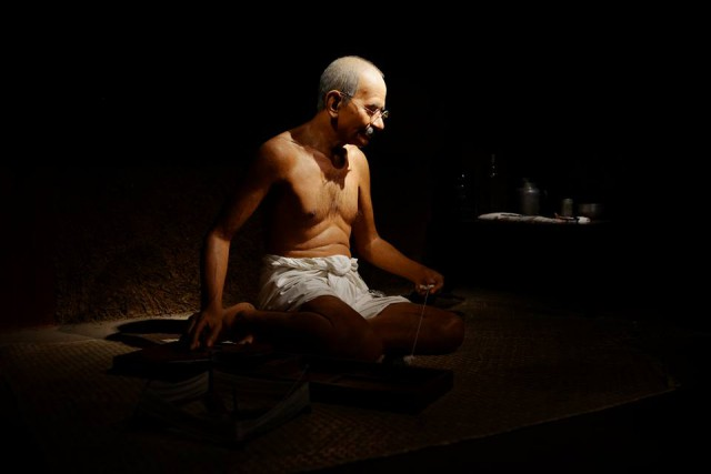 Mahatma Gandhi - Father of the Indian Nation*