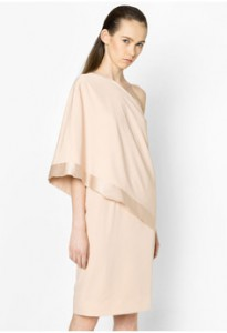 One shoulder dress by ASAVA*