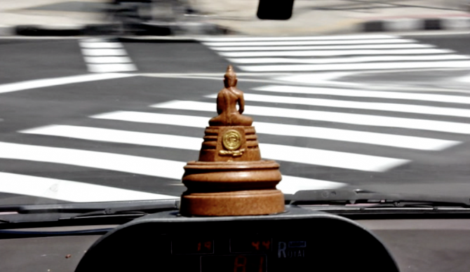 On the road with Buddha*