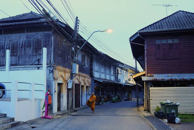 In Chanthaburi, old town*