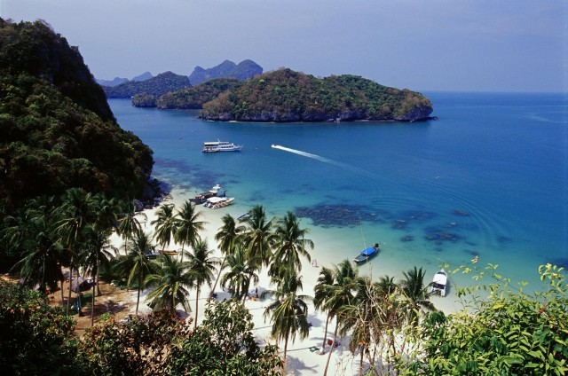 Angthong Islands National Marine Park (photo credit: Amazing Thailand, FB page)