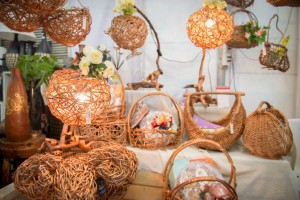 Thai handicraft products by Sukkee