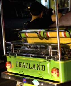 Thailand is a popular place for retirees from Western countries
