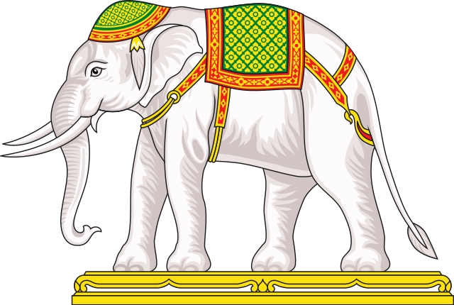 The White Elephant In Thai Culture Sirinyas Thailand
